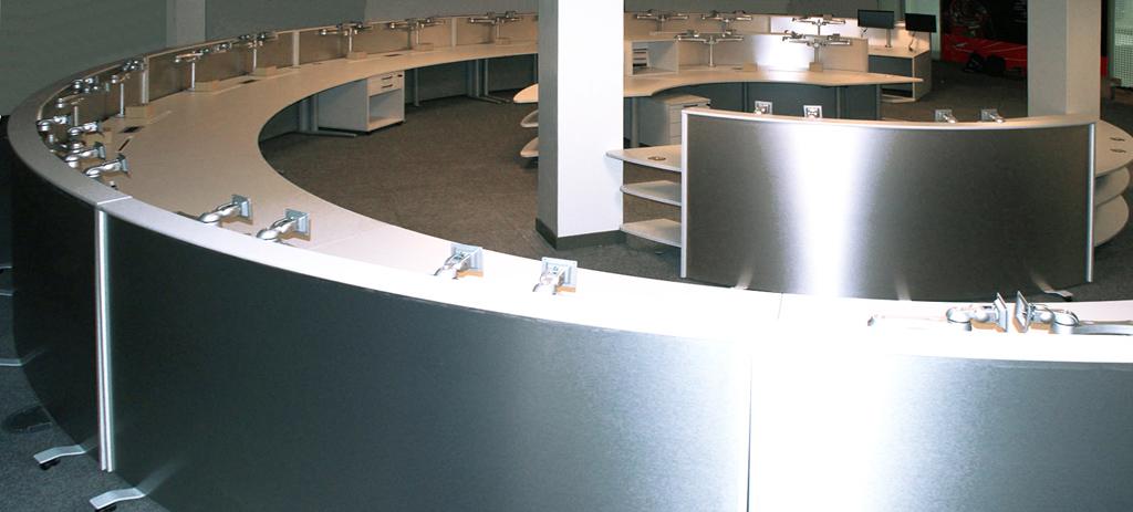 Kenya Airways – Design Operations Control Center und Hub Control Center