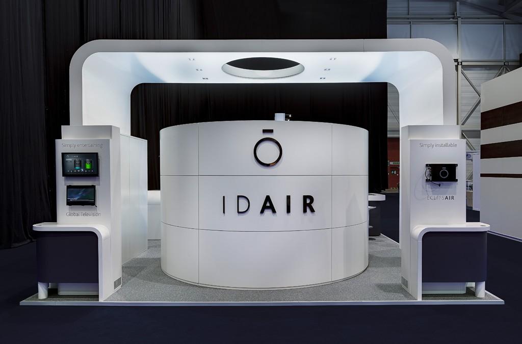 IDAIR GmbH – Messedesign