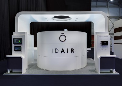 IDAIR GmbH – Exhibition Design