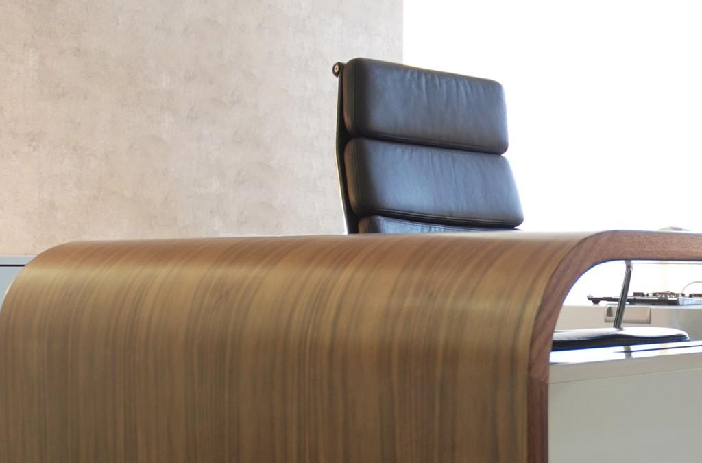 DELVAG Luftfahrtversicherungs-AG – Design Vorstandsbüro