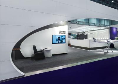 Lufthansa Technik AG, VIP & Executive Jet Solutions – Messestand International