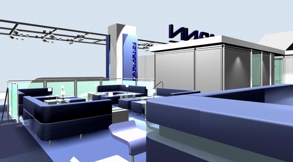 karmann messekonzept iaa frankfurt ulla g tz. Black Bedroom Furniture Sets. Home Design Ideas