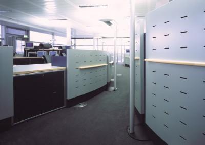 Lufthansa – Hub Control Center Design
