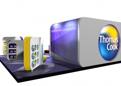 Thomas Cook –Exhibition Concept