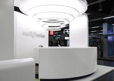 Mall Herlan GmbH – Messestand 54qm