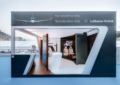 Lufthansa Technik AG and Mercedes-Benz Style – Design Pavilion